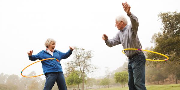 HEALTHY TIPS FOR SENIORS