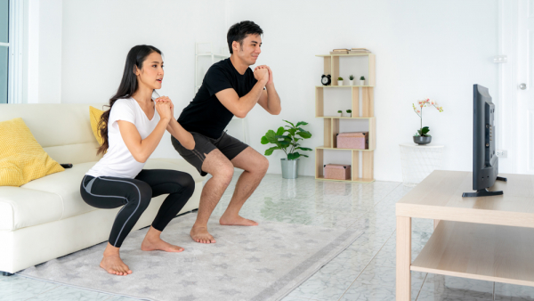 HOME WORKOUTS YOU CAN DO NOW
