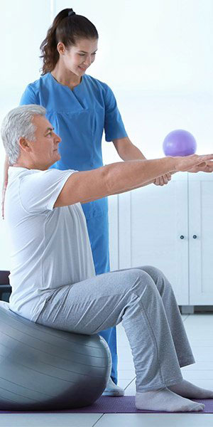 Fall Prevention & Balance Training